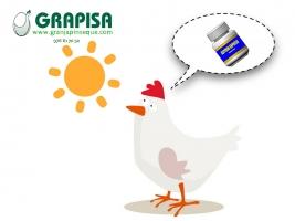 La Aspirina protege a tus aves