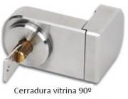 CERRADURA CUADRADA 90º.