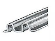 VITRINA-GUIA INFERIOR ACERO V-8