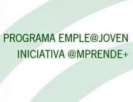 PROGRAMA EMPLA@JOVEN E INICIATIVA @MPRENDE+