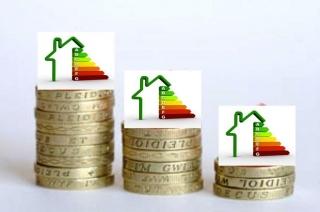 Rebaja en el IBI por eficiencia energética, una calificación energética más alta, equivale a menos impuestos.