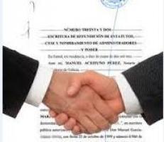 Gestoría Constitución de Sociedades
