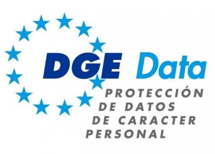 DGE Data. PROTECCIÓN DE DATOS DE CARÁCTER PERSONAL