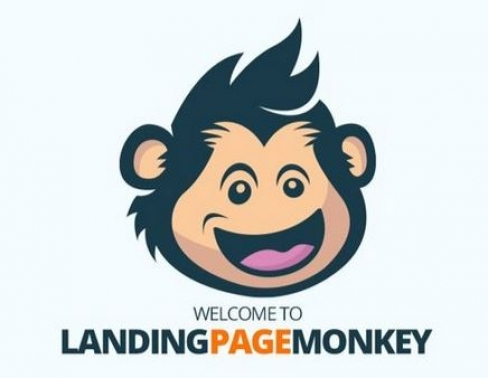 LANDING PAGE MONKEY - SOFTWARE  DESARROLLO LADING PAGE