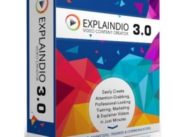 EXPLAINDIO - SOFTWARE DE EDICIÓN DE VIDEO