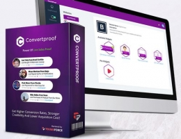CONVERTPROOF - SOFTWARE DE CONVERSION MEDIANTE SOCIAL PROOF