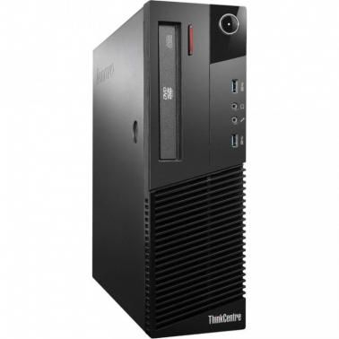 PC Sobremesa Marca LENOVO M82P SFF / Intel Core i5 3570 3.4 GHz / 4 GB RAM / 250 HDD / LECTOR / SISTEMA OPERATIVO WINDOWS 10 HOME