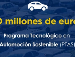 PROGRAMA TECNOLÓGICO AUTOMOCIÓN SOSTENIBLE