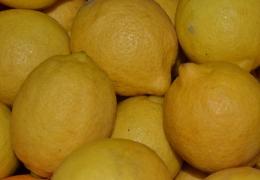 Limones caja