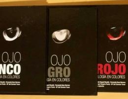 """Colección de libros """"La Oftalmología en colores"""""""