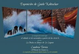 Exposición de Guido Kolitscher