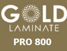 GOLD LAMINATE PRO 800