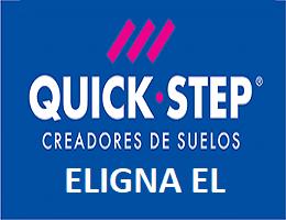 Tarima Quick step Eligna EL AC4