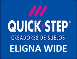 Tarima Quick step Eligna Wide AC4