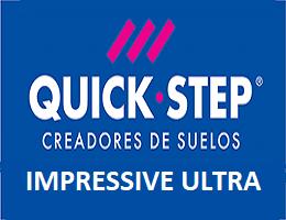 Tarima Quick step Impressive Ultra AC5