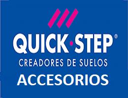 Accesorios Quick Step